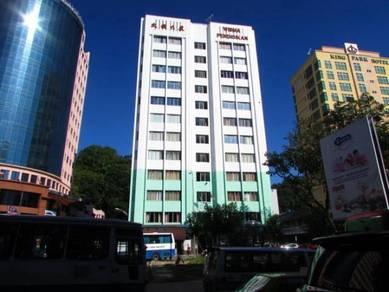 Wisma Pendidikan, Office Lot For Sale, 8th Floor