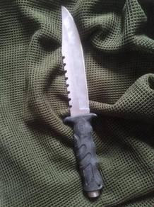 Askar COMMANDO pisau COMANDO Navy KOMANDO Knives