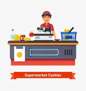 Cashier - Wangsa Maju
