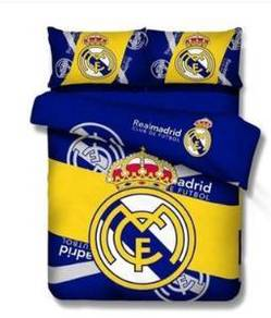 Real madrid set for bed 2