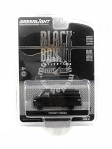 Greenlight 1980 GMC Vandura #27950-C Black