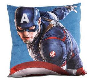Captain america pillow