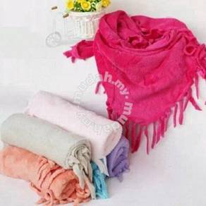 ÐRM5 ONLY100% Cotton Ladies Scarf