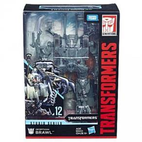 Transformers Studio Series 12 Brawl