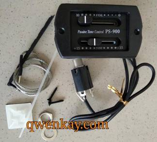 Acoustic Guitar Pickup PD900 One Volume One Tone