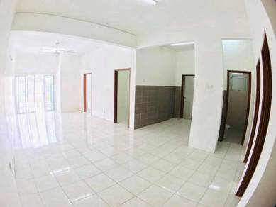 Suria residence, bandar mahkota cheras, 1044sqft , actual picture ,new