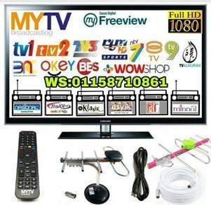 MYTV HD REMOTE/DEKODER/Digital ANTENNA DLL LAGI.