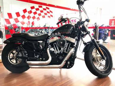2014 Unregister Harley Davidson 48 (1200) US Spec