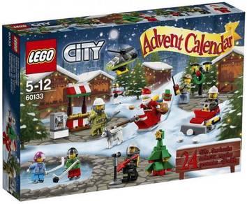 2016 Lego CITY ADVENT Calendar 60133