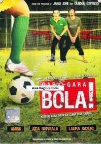 DVD Indonesian Movie Gara-gara Bola