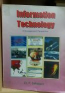 Information Technology by Dr P. Sellappan