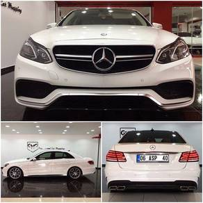 Mercedes Benz W212 Facelift E63 AMG Conversion