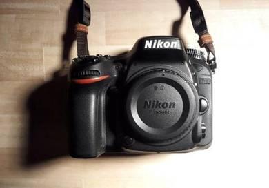 Nikon D7100 Sc8K Only