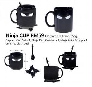 Ninja Cup Mug Cawan