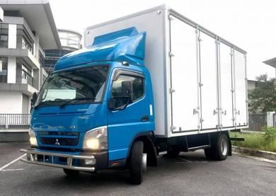LORI BARU Mitsubishi FUSO 4500kg 7500kg Isuzu Hino