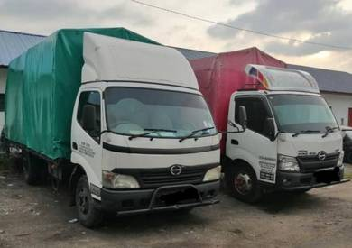 Lori Sewa Mover Pindah Transport Lorry Rental