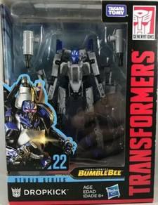 Transformers Studio Series 22 DropKick