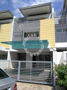 PARTIAL FURNISHED 3 Storey Terrace House Nadayu 92 Kajang