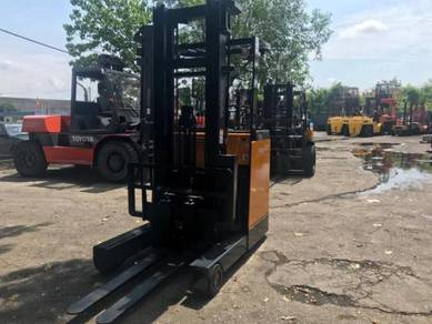 JAPAN Imported TOYOTA 2 ton 6m Lift Truck FORKLIFT