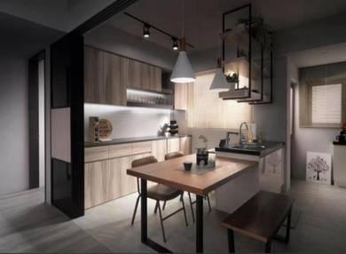 New 2 Sty House, Sg Bakap