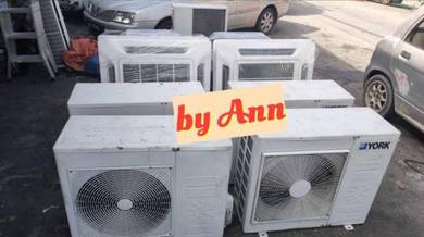 Aircond cassette type 2hp-5hp available