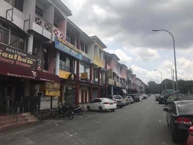 SENAI, 3 Storey Corner Two Adjoining SHOPLOT, Facing Main Road