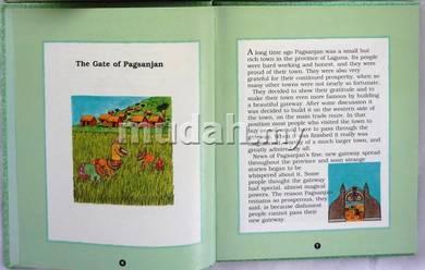Macmillan Folk Tales Series Philippines Stories