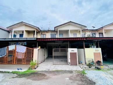 Double Storey House Telok Pangkima Garang Murah !!