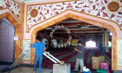Pasang CCTV Masjid #1331
