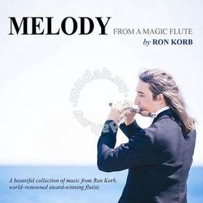 IMPORTED CD Ron Korb - Melody From A Magic Flute