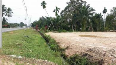 Premium land at pangkalan raja