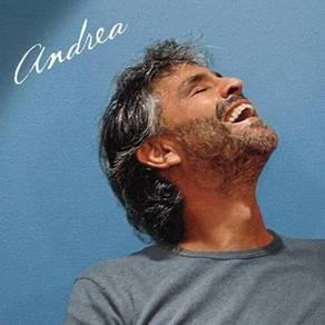 Andrea Bocelli Andrea 180g 2LP