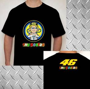 VR46 the doctor tshirt