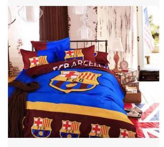 Barcelona set for bed