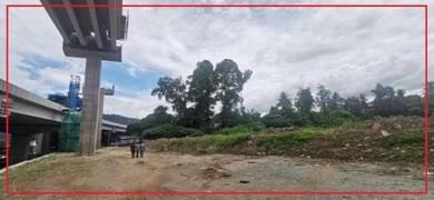 Commercial Land, Ampang Point, Jalan Ampang, Facing Mainroad