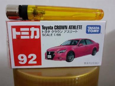 EEQ Tomica toyota crown not hot wheels