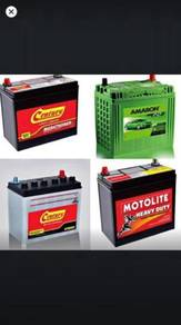 Bateri kereta century-car battery new