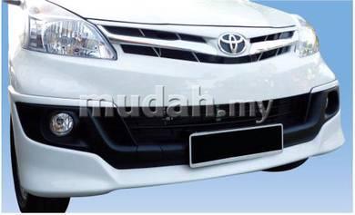 Toyota Avanza 2012 G-Spec OEM Bodykit PU