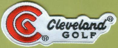 Cleveland Golf Badge PGA Embroidered Patch