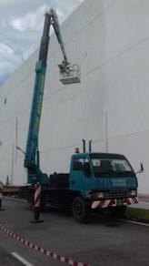 Skylift & Crane Rental Services Pulau Pinang