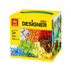 Wange 58231 Building Blocks (625pcs)