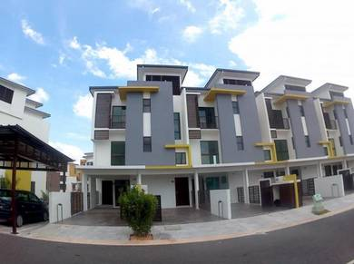 For RENT Townhouse Laman CempakaSeri, Kota Seriemas, Nilai(NEW HOUSE)