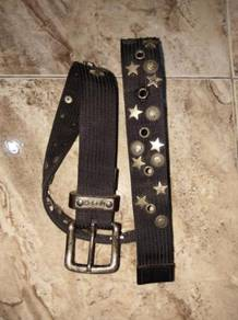 Belt Studded Star M+FG