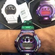 Gshock G shock cc6 & joker jelly