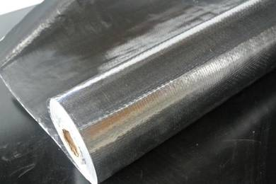 Woven Aluminium Foil for Roof / Heat Insulation