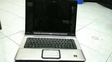 Notoebook HP dv6000