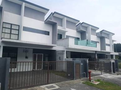2sty Terrace House [22x65] NEW House Saujana Rawang Kota Emerald