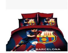 Messi set for bed