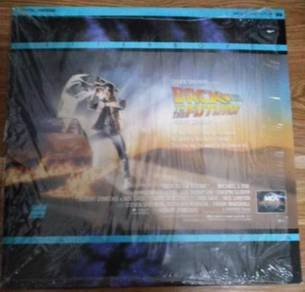 Back to the future 1, 2 and 3 (Laser disc)