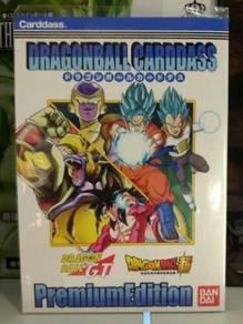 Bandai dragon ball carddass premium edition